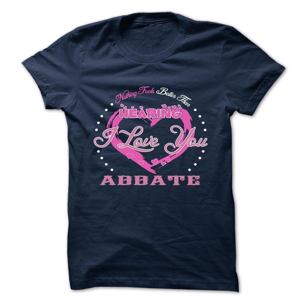 (Tshirt Amazing Order) ABBATE Coupon Today Hoodies Tees Shirts