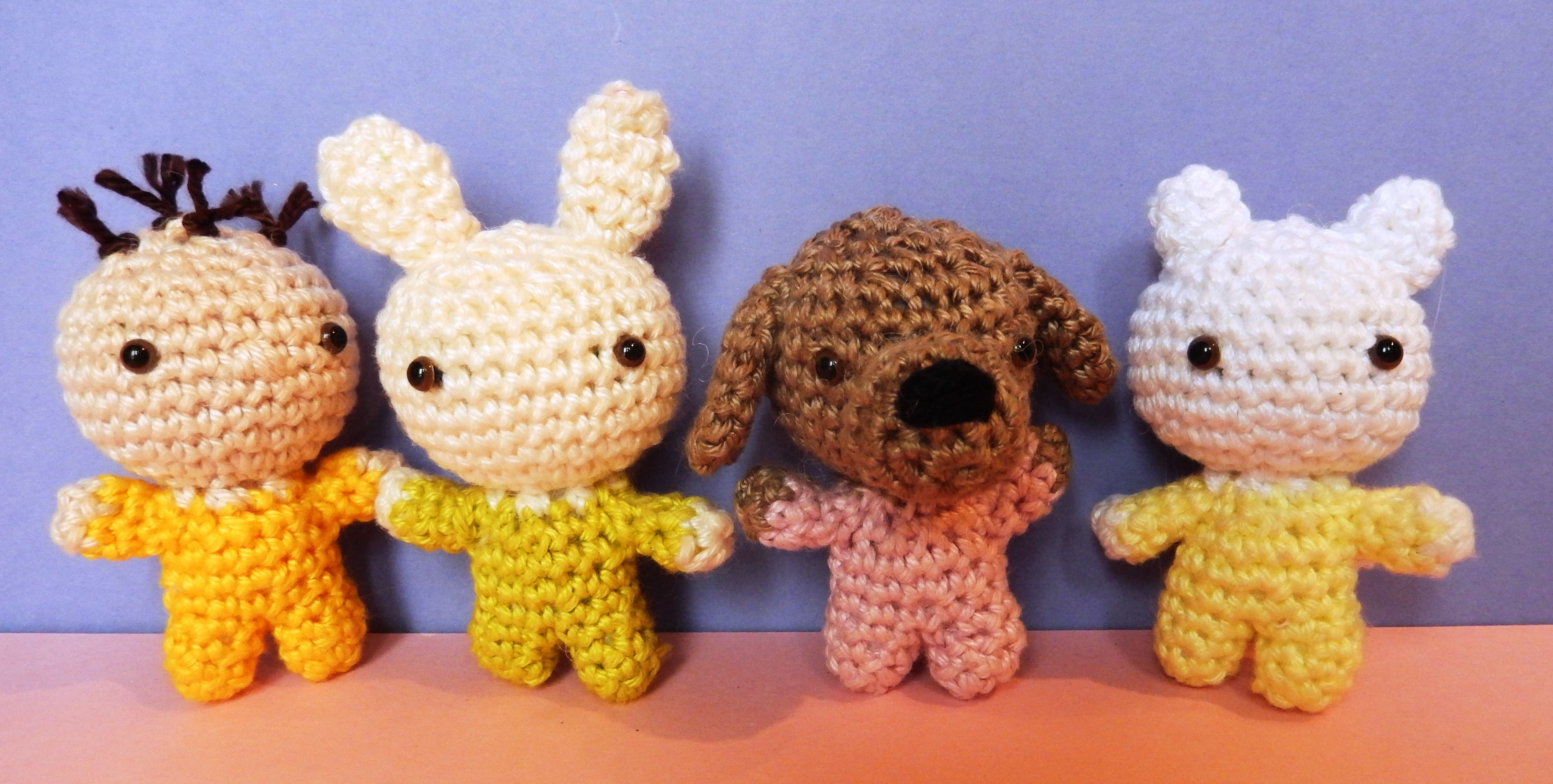 Free Amigurumi Pattern Baby Love : How to make a baby no not what you think ami loves gurumi