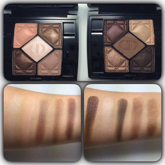 5 Couleurs Eyeshadow Palette - Cuir Cannage by Dior #22