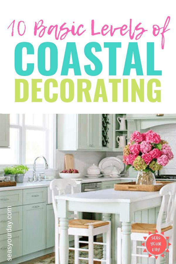 Photo of 10 Basic Layers of Coastal Beach House Interior Design Style – Seas Your Day