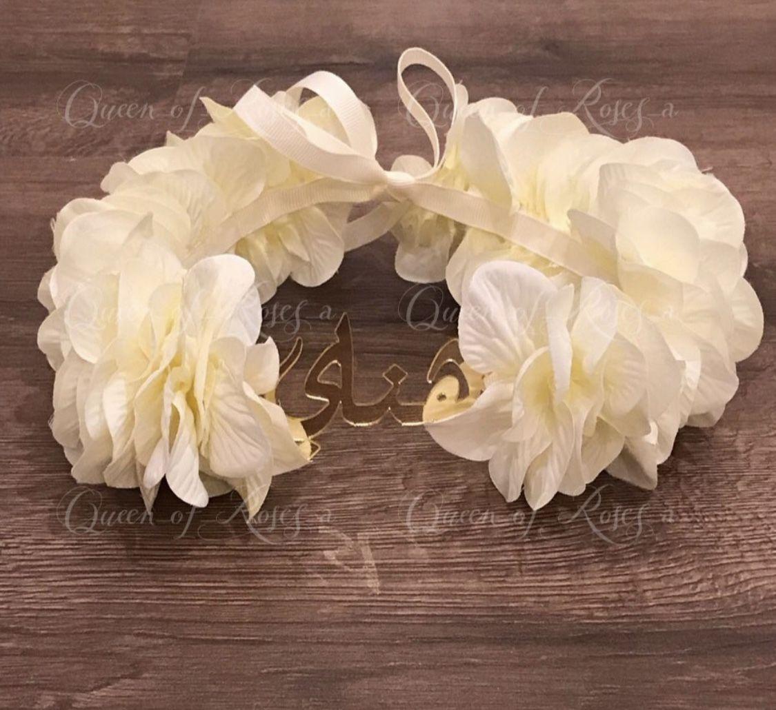 طوق ورد Crown Jewelry Crown Jewelry