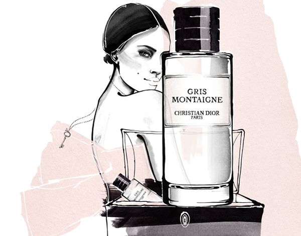 Gris Montaigne Christian Dior By Sabine Pieper With Images