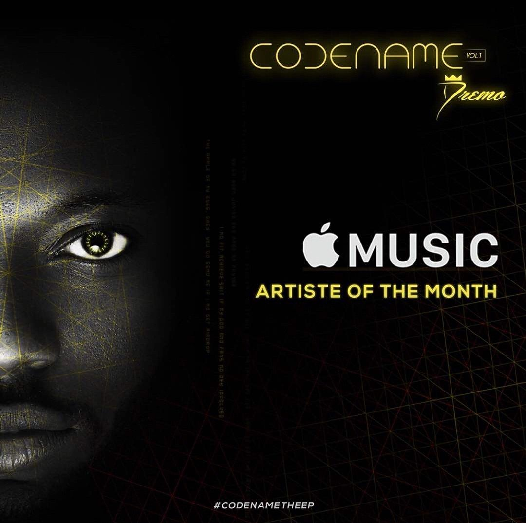 Dremo S Latest Ep Codename Vol 1 The Review Music Artists