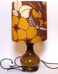very stylish 70s lamp