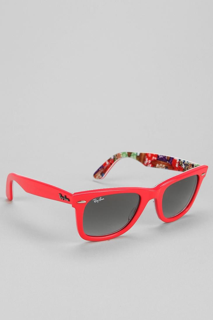 Ray-Ban Surfs Up Wayfarer Sunglasses #urbanoutfitters I NEED THESE