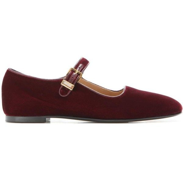 Ava ballerina shoes - Red The Row Free Shipping Low Price Sale Low Price Fee Shipping Discount Great Deals b9e1volm