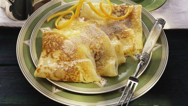 Savoury Prawn and Spinach Creamy Pancakes - RTÉ Lifestyle