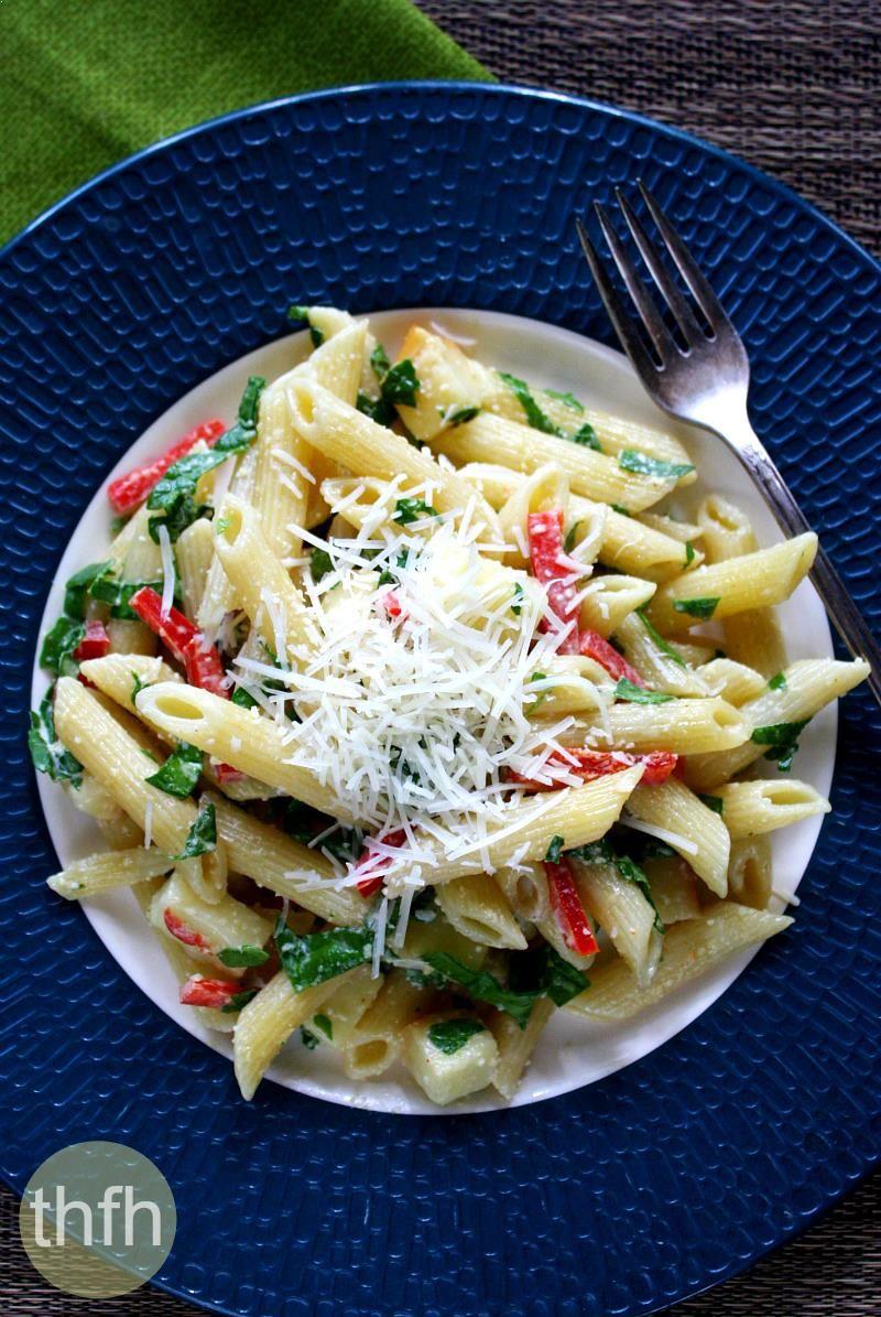 Smoked Mozzarella Pasta Salad Vegetarian Gluten Free