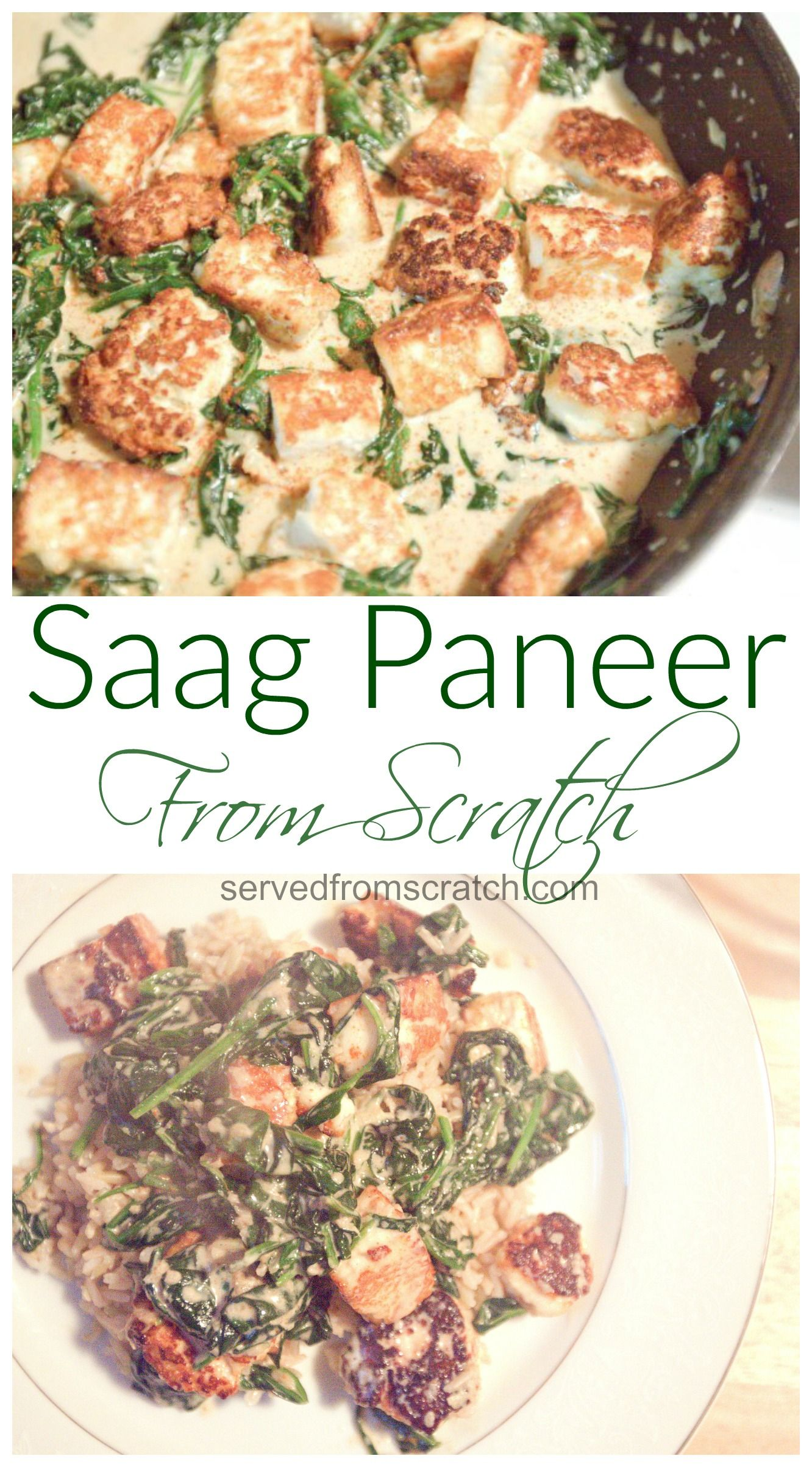 Saag paneer recipe foods blog and main dishes you know what i love most about this blog the fact that its encouraged us forumfinder Gallery