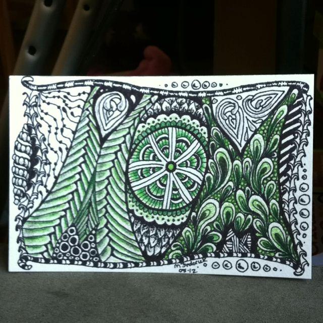 mom s day zen doodle