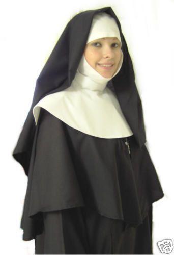Authentic Looking Nun Habit Costume from Thenunstore | # Valak ...