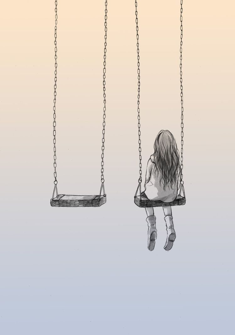 Lonely by nhienan on deviantart lonely by nhienan on deviantart sad girl drawing