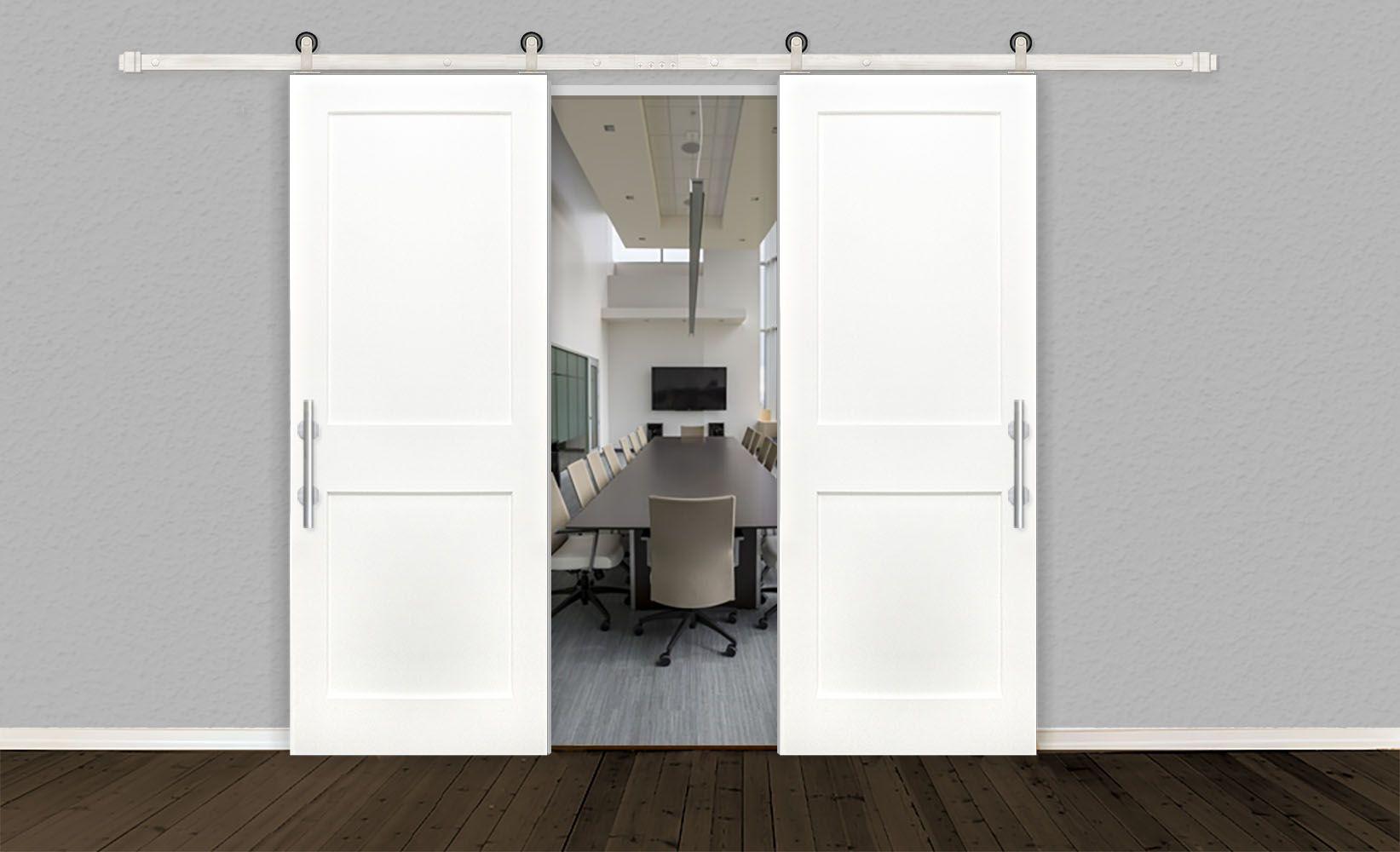 Bpp2220 6080 15 Barn Door Express Sliding Cabinet Doors