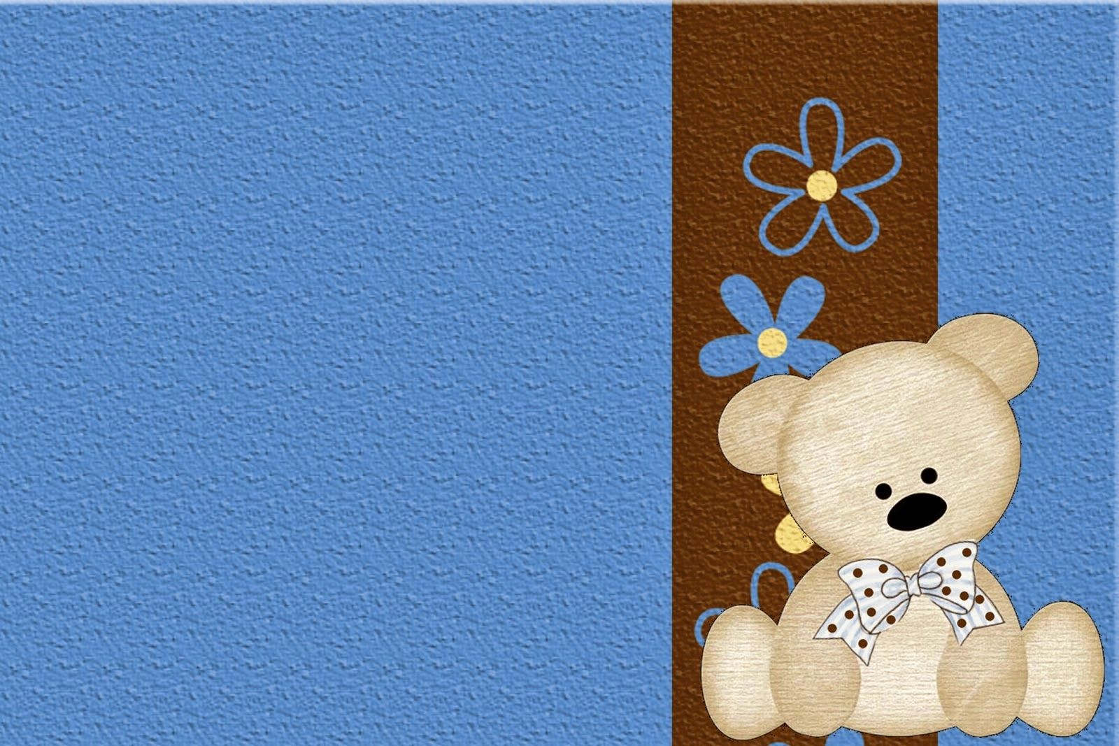 Teddy Bear Family Free Printable Labels