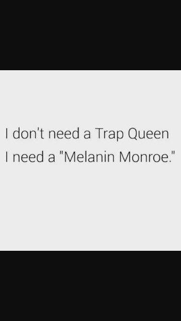 Melanin Monroe Follow Me On Pinterest Yaaslucci Black Girl Problems Melanin Melanin Quotes