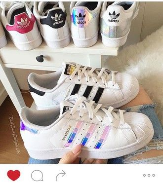 online store 2016b 5ab49 Adidas Superstar Shoes Multicolor