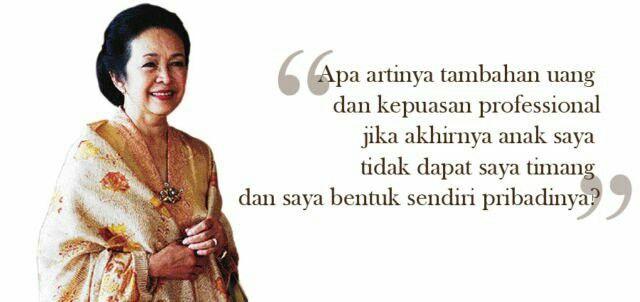Ainun Habibie Quote Simple Quotes Inspirational Quotes Quotes