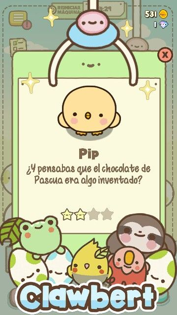 Lo Mas Kawaii Del Mundo Clawbert El Juego Pusheen Cute Games
