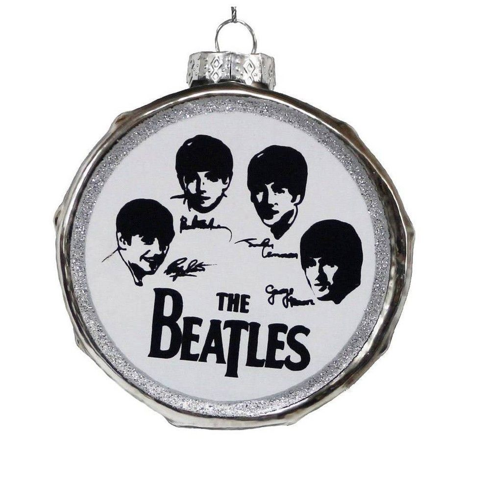 - The Beatles Christmas Ornament Family Christmas Ornaments, Our