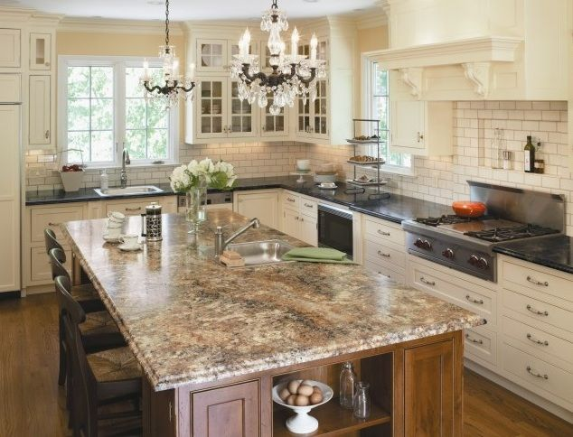 White Kitchen Cabinets With Granite Countertops Kgbiqfjac