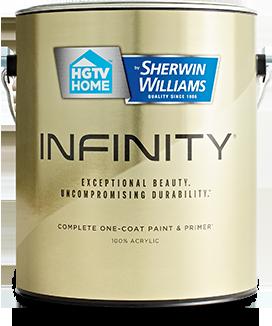 INFINITY Interior Complete One Coat Paint U0026 Primer