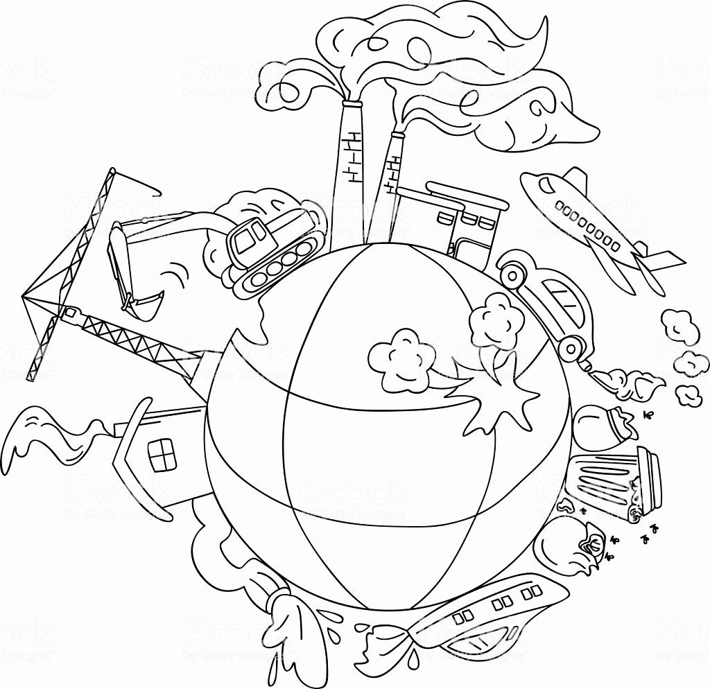 Coloring Pages Ecosystem Animals Awesome The Best Free Pollution Coloring Page Images Downlo Earth Coloring Pages Earth Day Coloring Pages Space Coloring Pages