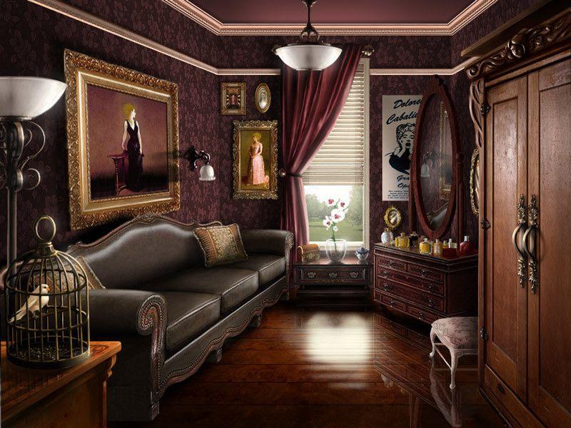 Bedroom, Gonçalo Sousa on ArtStation at https://www.artstation.com/artwork/rOrmJ