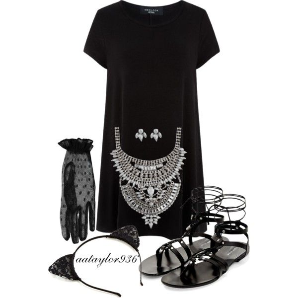 Hepburn's Chill by aataylor936 on Polyvore featuring polyvore, fashion, style and Accessorize