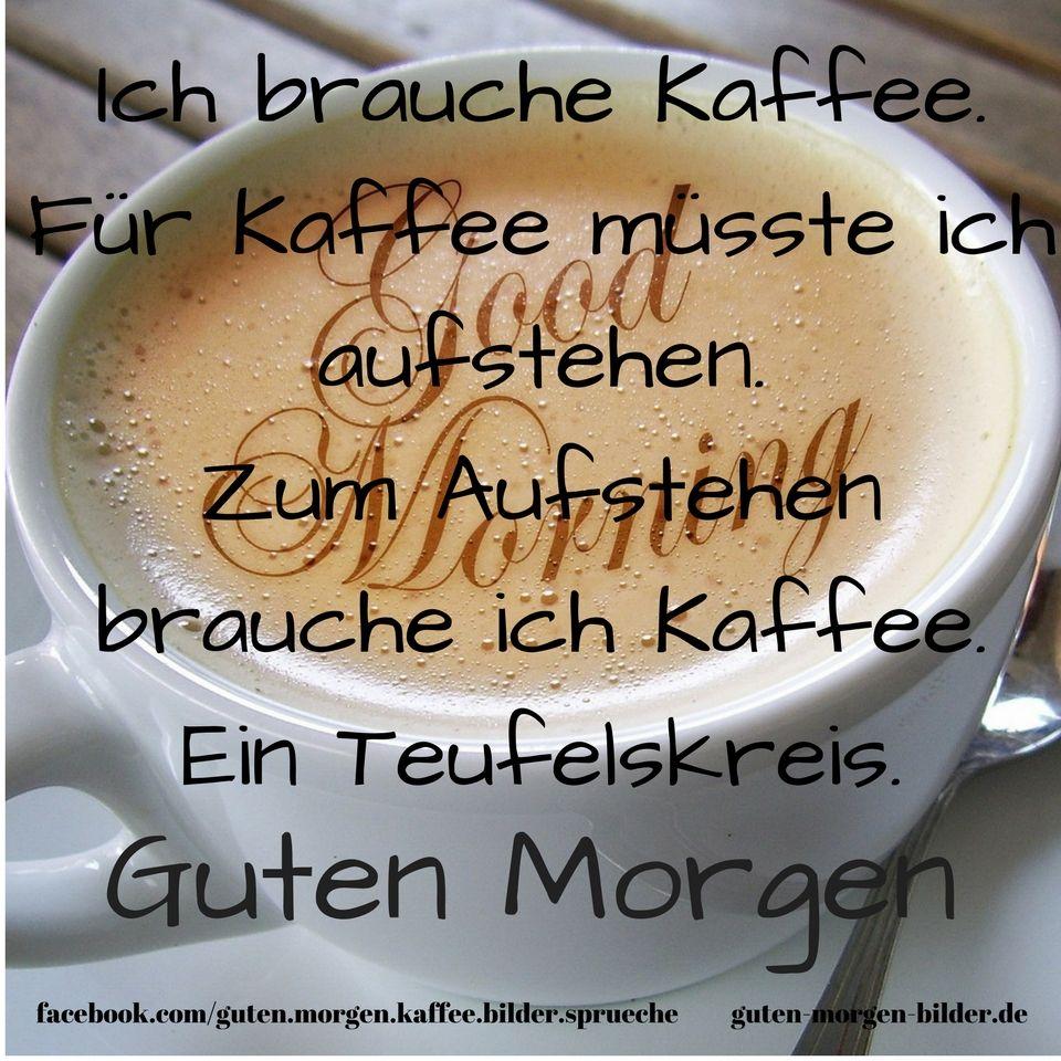 Guten Morgen Donnerstag Kaffee Armariodedoblefondo