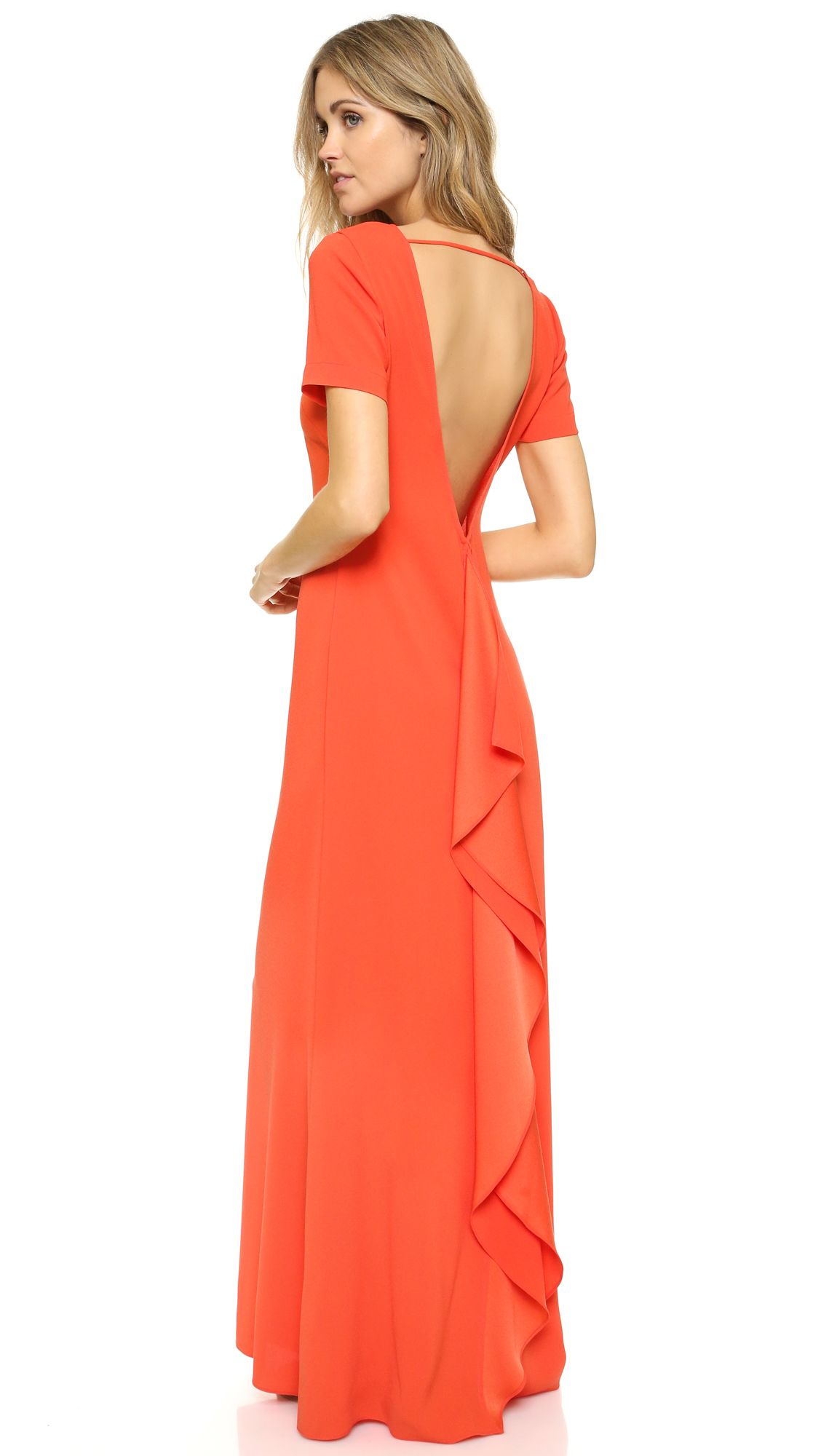 Shop Bcbgmaxazria Cassidie T-shirt Gown at Modalist | Summer ...