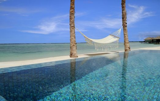 The Residence Maldives Resort, FALHUMAAFUSHI ISLAND, Gaafu Alifu Atoll, #Maldives #iGottaTravel