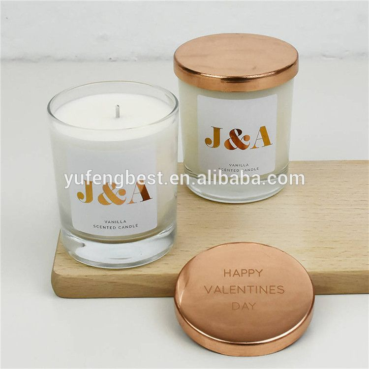 rose gold engraved metal lids alibaba pinterest candles
