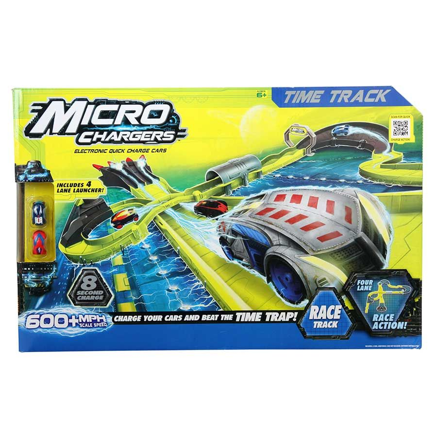 Micro Chargers Time Track | ToysRUs Australia