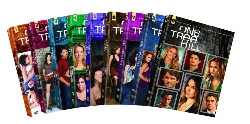 Best Buy Cheapest One Tree Hill The Complete Series Seasons 1 9 One Tree Hill One Tree Hill Seasons One Tree