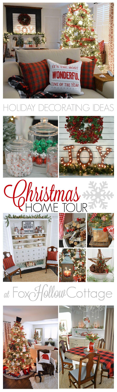 Country Living Christmas Home Tours Day Four Christmas