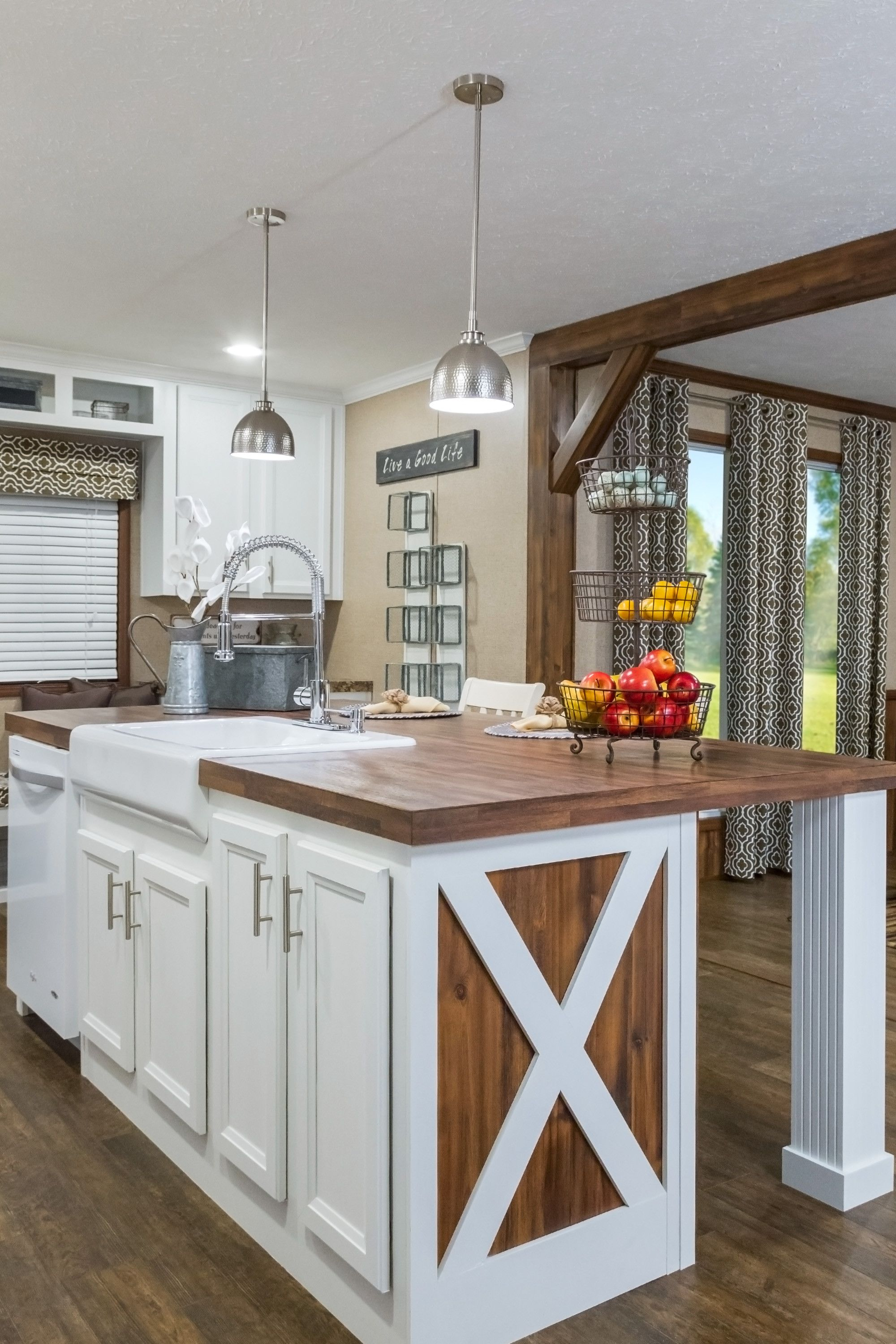 Clayton Studio Manufactured Home Remodel Mobile Home Kitchens