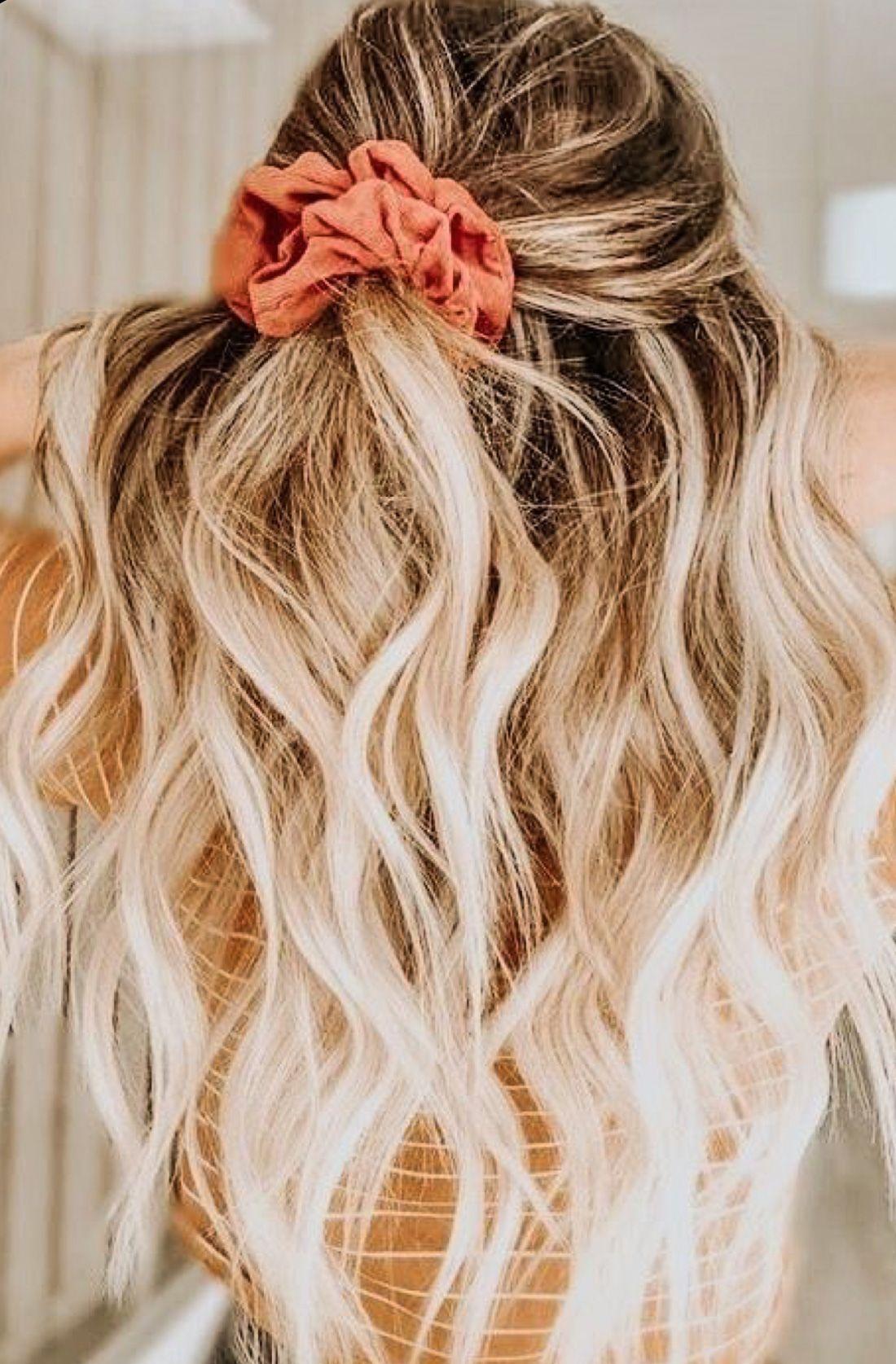 The Best Tousled Beach Hair - DIY Darlin'