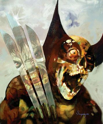 ¡Oh no, mi superhéroe favorito es un zombi!