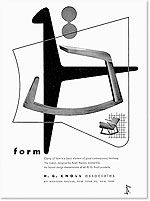 Alvin Lustig, Modern American Design Pioneer - Identity & Print - Advertising