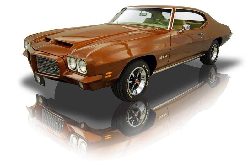 1971 Pontiac Gto Pontiac Gto Gto Pontiac