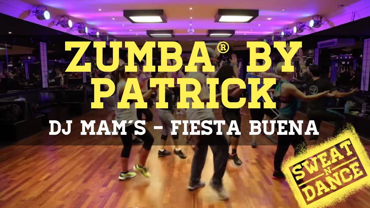 Zumba Fiesta Buena By Patrick Zumba Danca Tae Bo