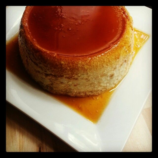 Spanish Flan - made with organic milk, eggs and even organic sugar-  a superior taste!