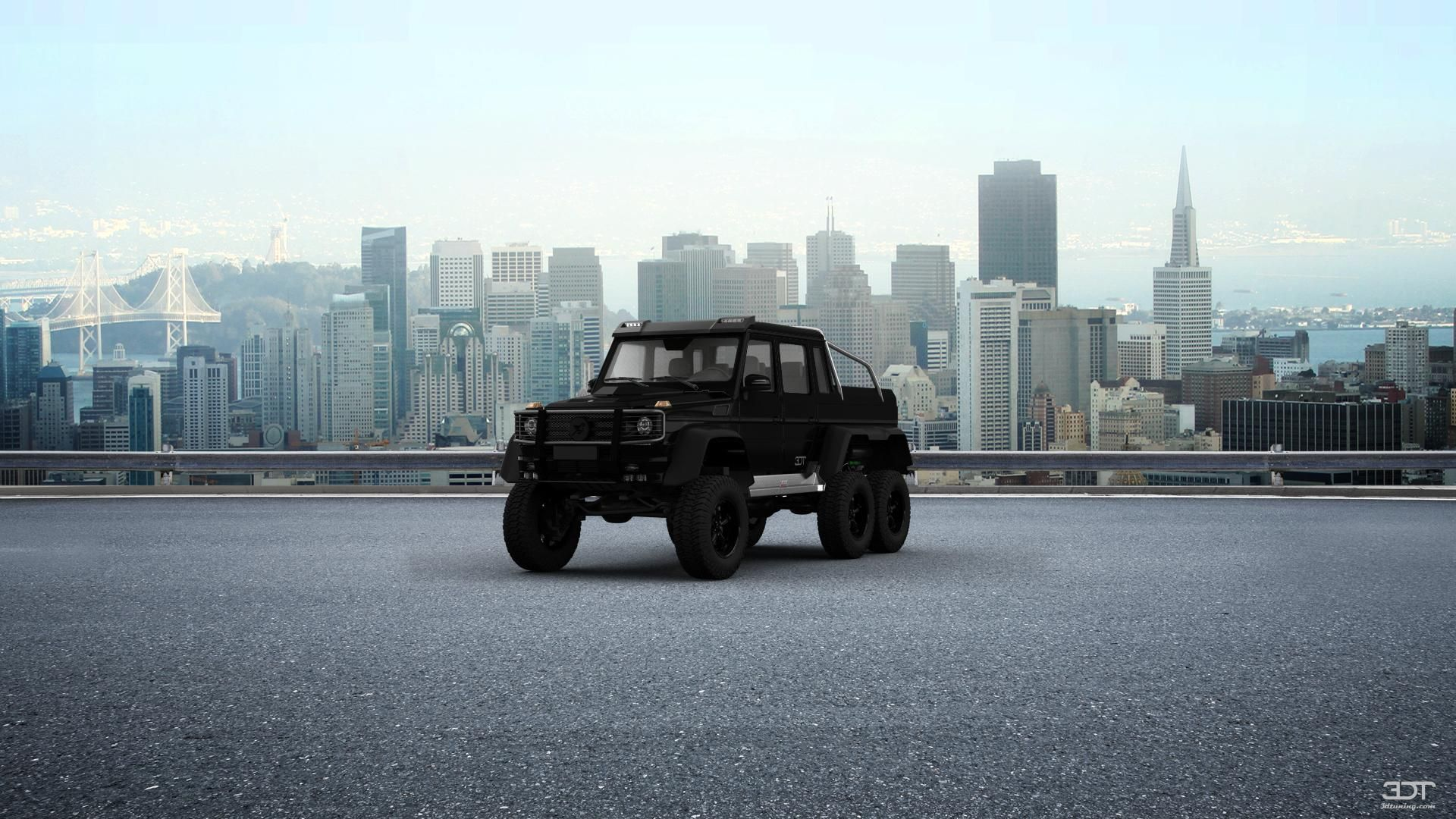 Checkout my tuning Mercedes G63AMG6x6 2013 at 3DTuning 3dtuning