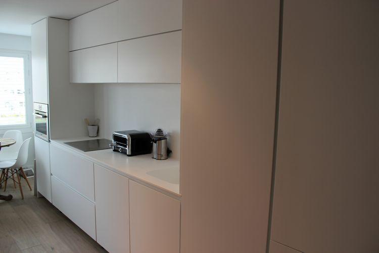 diseno de #cocinas Diseño de cocinas en Pozuelo cocina moderna ...