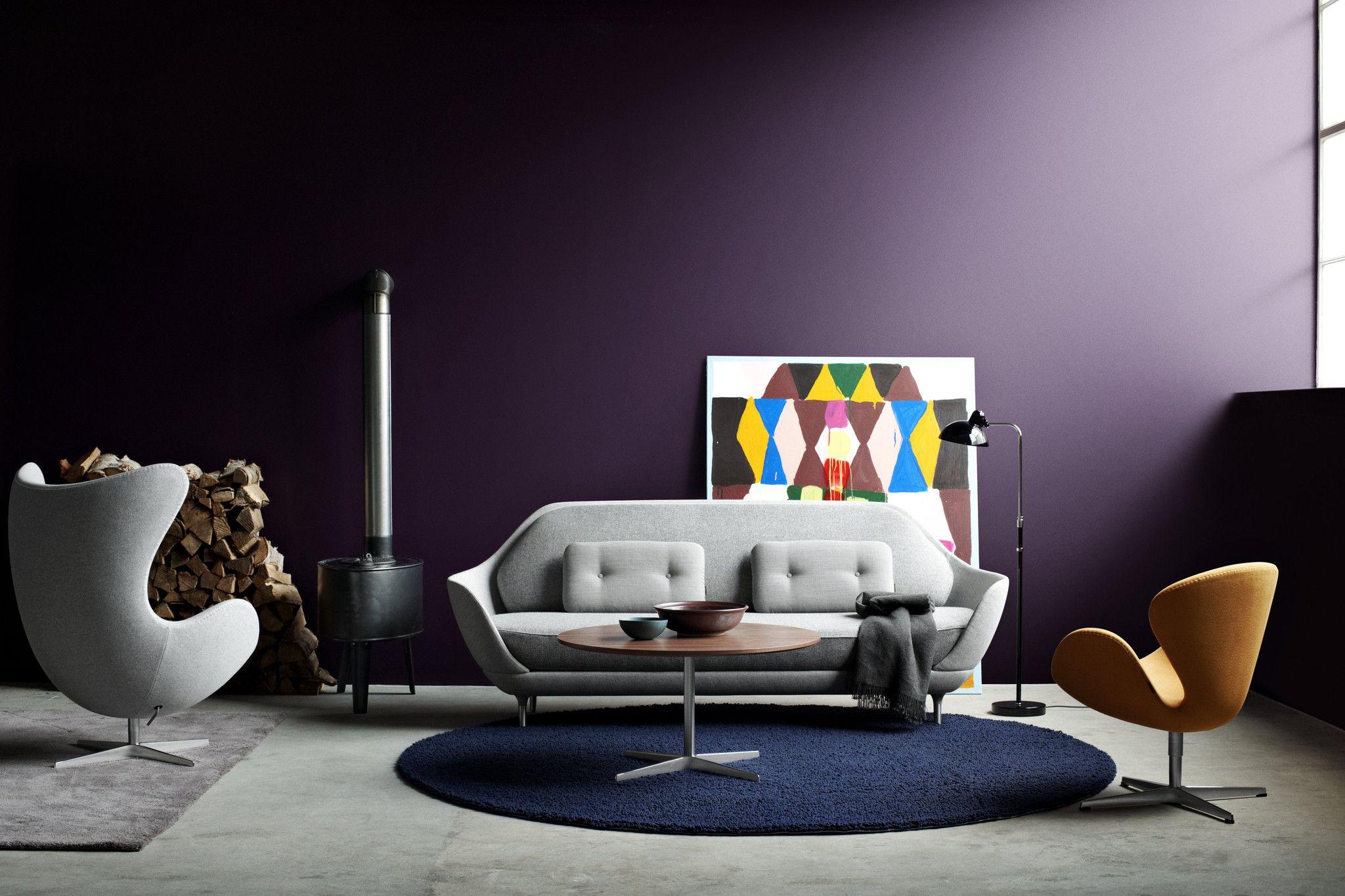 Pin on Egg Chair / Arne Jacobsen / nowoczesna STODOŁA
