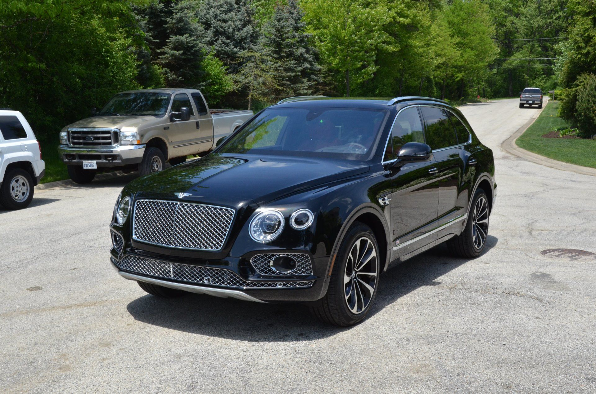 Used 2017 Bentley Bentayga Chicago IL CARS Pinterest
