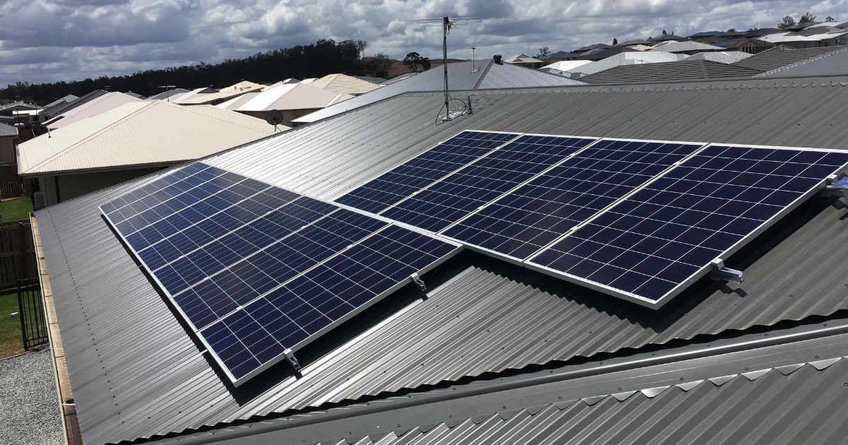 Victorian Solar Homes Industry Calls For Expansion Of Popular Solar Rebate Program Solar Solar Rebates Solar House