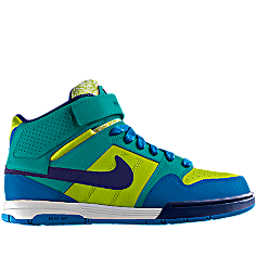 Delicioso creer fricción  NIKEiD is custom making this Nike Air Mogan Mid 2 iD Men's Shoe for me.  Can't wait to wear them! #MYNIKEiDS | Nike, Sneakers nike, Shoes mens