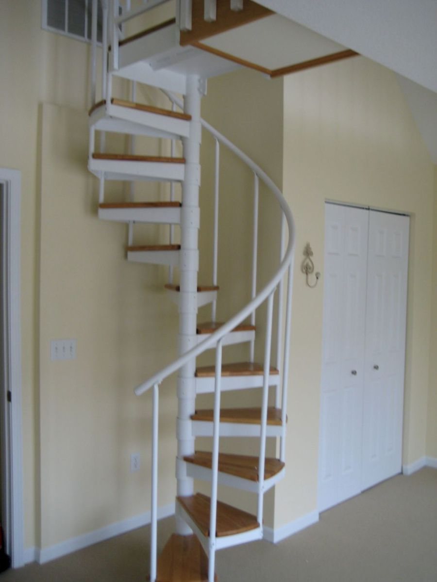Genius loft stair for tiny house ideas 64
