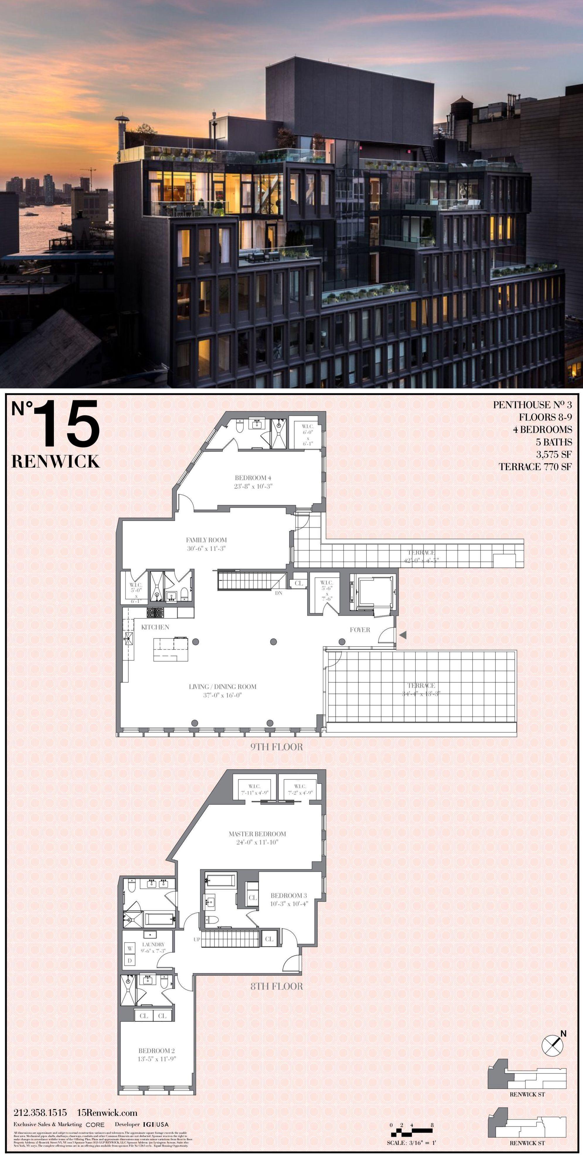 Pin By Stanley On Plans Interessants Penthouse Apartment Floor Plan Pent House Floor Plans